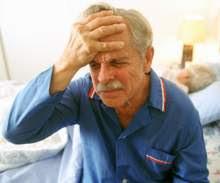 Khắc phục chứng mất ngủ ở cao tuổi