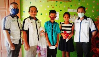 IPJT Kabupaten Purworejo Berikan Tali Asih Pada Anak Yatim