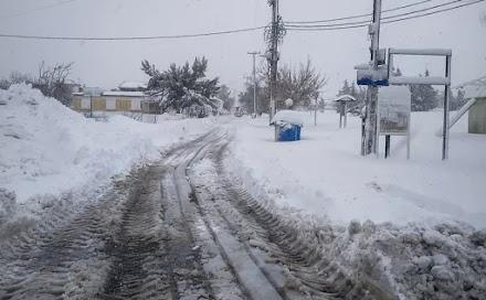 Καλλιάνος: Αύριο θα είναι ένας καθαρός χιονιάς για την Αττική