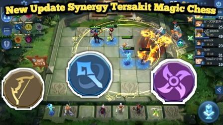Terbaru synergy tersakit magic chess