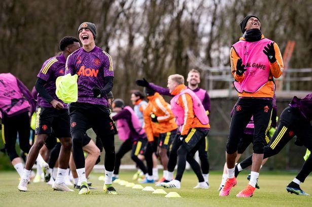 Man Utd make addition to Europa League squad as forgotten man returns to training