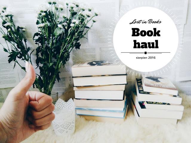 Stosik (Book Haul)