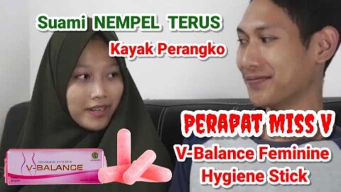 Tongkat Madura V-Balance Feminine Hygiene