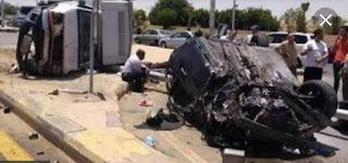 """مصرع وإصابة 21 شخصا بينهم 13 طفلا فى حادث بكفر الدوار """"اضغط للتفاصيل"""""""
