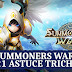 Summoners war astuce triches 2021