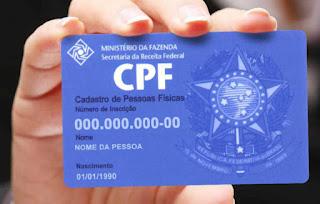 Cartórios da Paraíba passam a realizar serviços de regularização de CPF