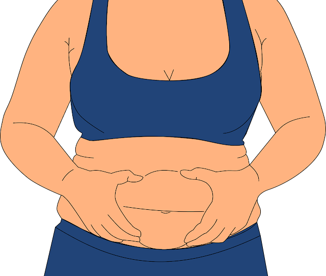Belly fat 10 steps and get rid of it forever
