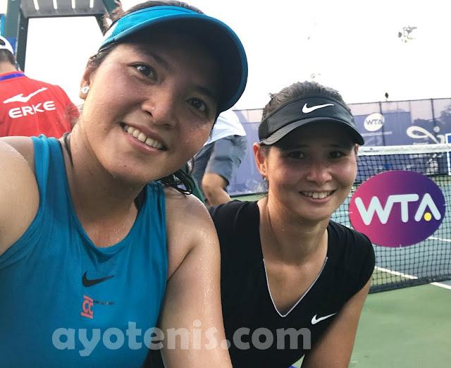 Taklukkan Unggulan 3, Beatrice Gumulya/Jessy Rompies Melaju ke Semifinal WTA 125 Bol Kroasia