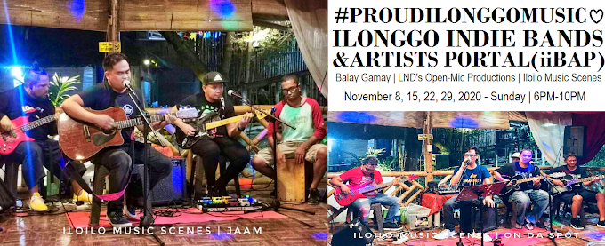 Iloilo Music Scenes | Ilonggo Indie Bands & Artists Portal (iiBAP) loudly flaunted all-original music at Balay Gamay Restaurant