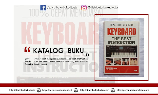 100% Cepat Menguasai Keyboard The Best Instruction