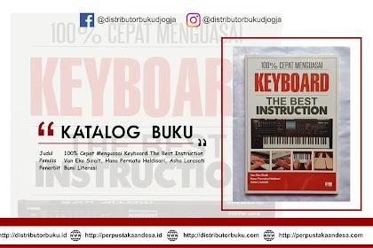 100% Cepat Menguasai Keyboard The Best Instruction
