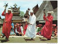 Tari Tongkat Sumatera Utara