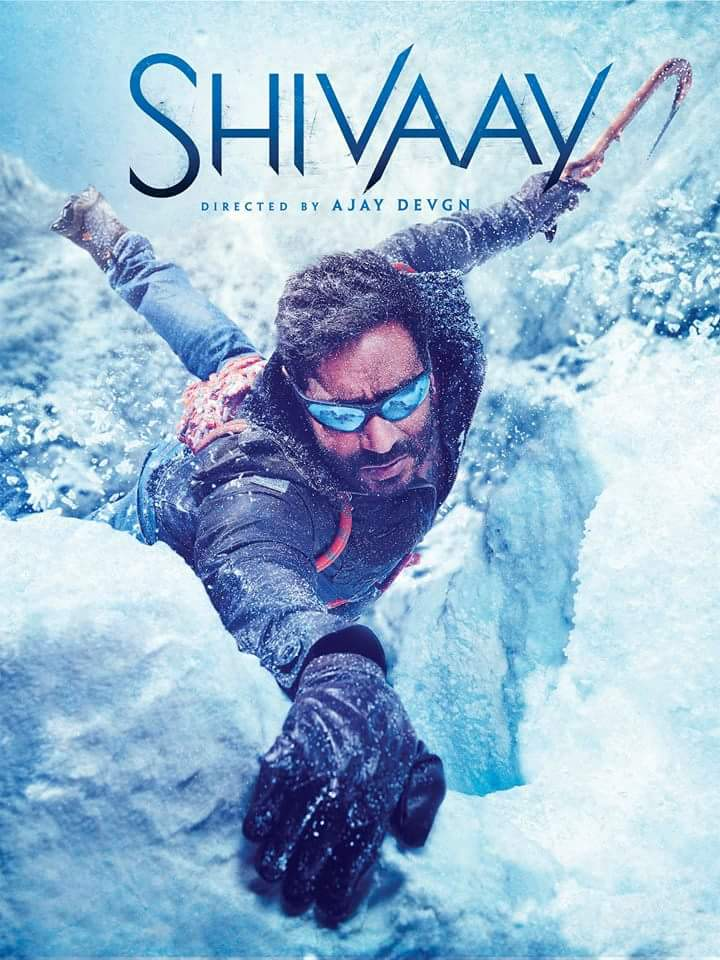 Shivaay (2016) Movie Poster