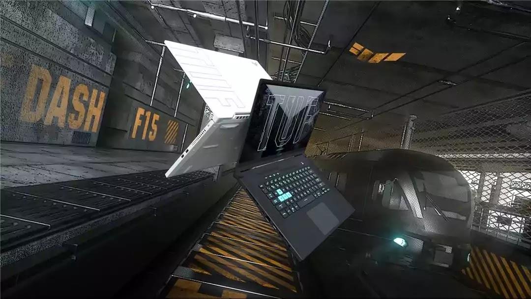 TUF Dash F15