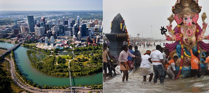 Hindus worldwide dismayed over Calgary denying immersion of Lord Ganesha