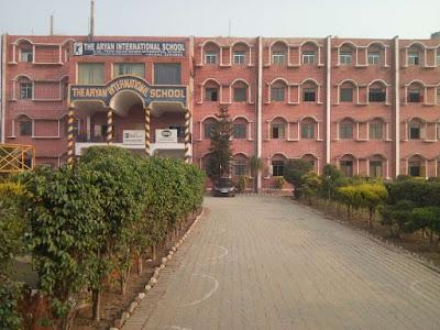 Aryan International School