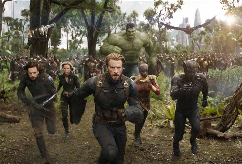 """""""Vingadores: Guerra Infinita"""""""