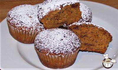 Muffin con scarto dell'estrattore.