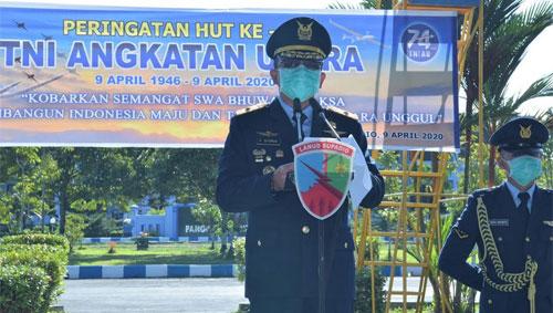 Image from Supadio Air Port Base