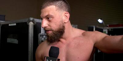 Drew Gulak Licenziato Dalla WWE