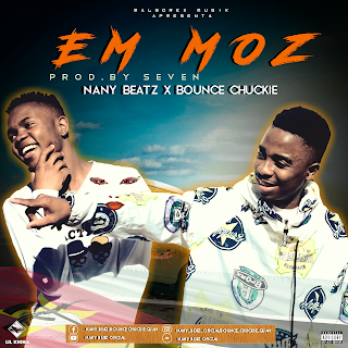 Nany Beatz x Bounce Chuckie - Em Moz ( 2019 ) [DOWNLOAD]