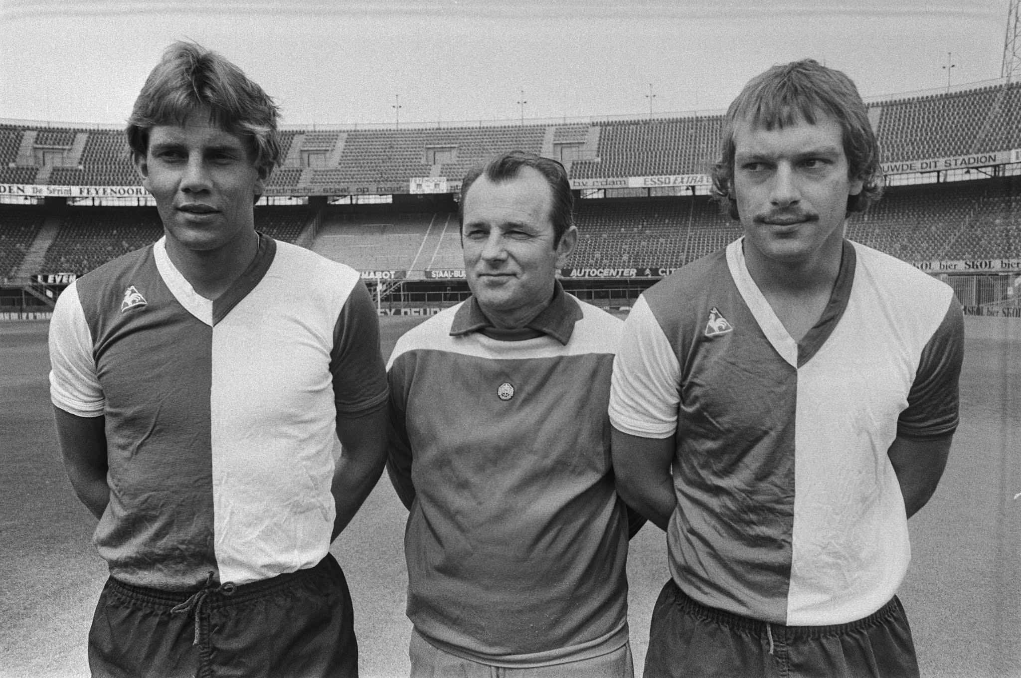 Jan Verheyen, Vujadin Boskov en Jan van Deinsen