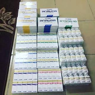 Topchemical Steroid Pharma