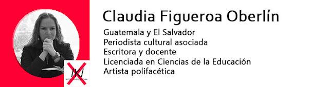 Tarjeta de Claudia Figueroa Oberlín