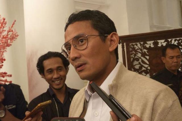 "RAPB 2018 Boros, Sandiaga Uno: Rezimnya Pak Ahok-Djarot yang ""Masukin"" Anggaran, Saya Sisir Lagi"