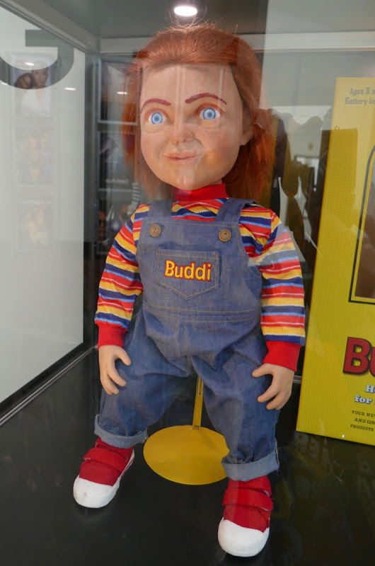 Chucky Buddi doll prop 2019 Childs Play
