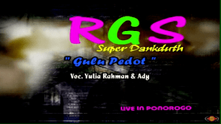 Lirik Lagu Gulu Pedot - Yulia Rahman & Ady