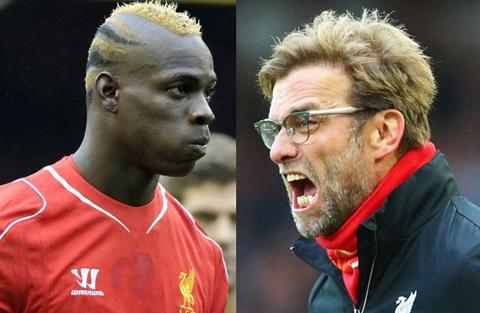 Balotelli cần phải nỗ lực nếu muốn bám trụ ở Liverpool