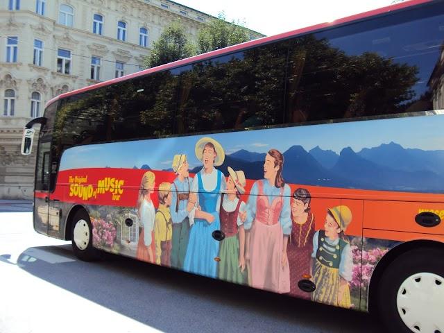 Salzburg - the fairy city of Austria