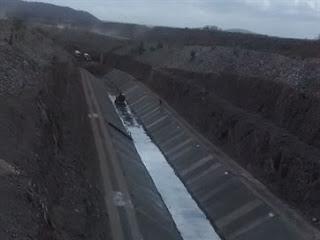 Água do São Francisco vai demorar até 45 dias para alcançar açude Boqueirão