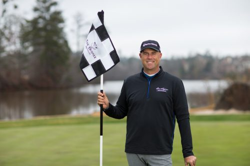 edaf266e598 Lifelong Golfer from North Carolina Wins Outing with Major Champ Stewart  Cink at Reynolds Lake Oconee