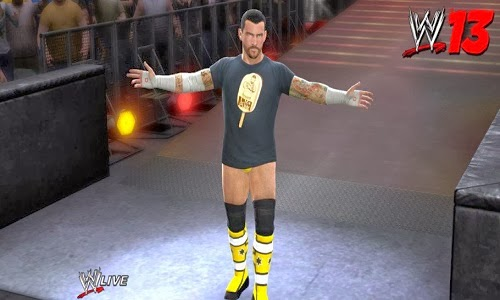 THQ WWE 2013 Latestgames2.com