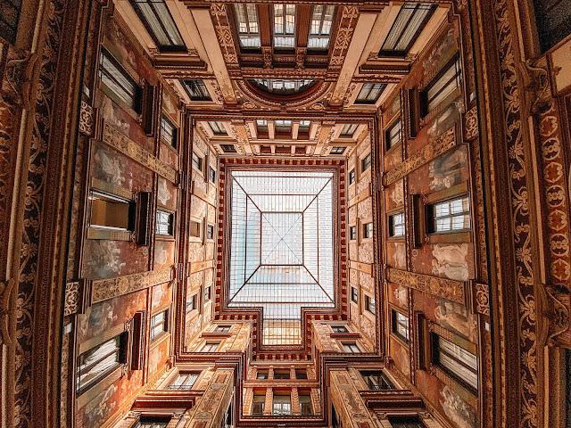 Roma segreta: galleria sciarra