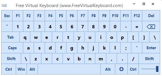 4 Cara Menampilkan Keybord Di Layar Laptop