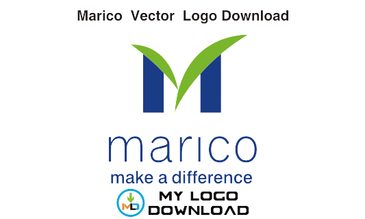 My Logo Download: Marico Logo Vector in  eps Format