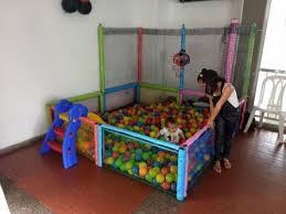 alquiler piscina de pelotas