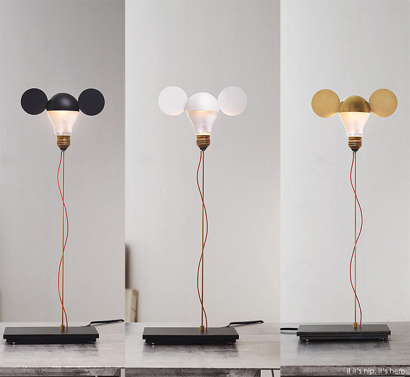 Only Black Wallpaper If It S Hip It S Here Archives Whimsical Table Lamps