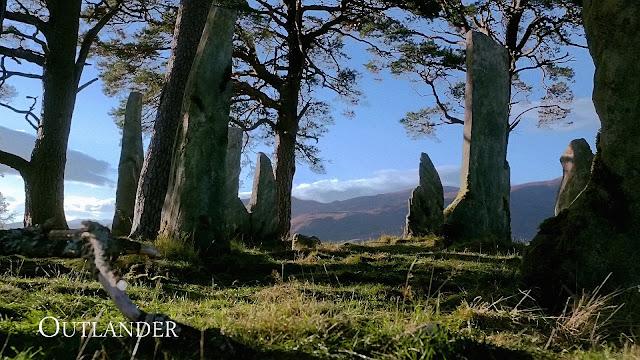 Resultado de imagem para paisagens outlander
