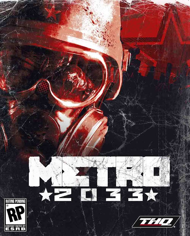 Metro 2033 torrent download for PC ON Gaming X