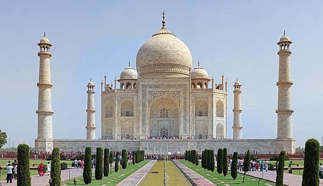Taj Mahal,Agra