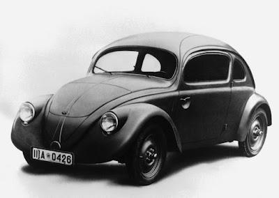 VW beetle carocha type 1 (www.cockpitautomovel.com)