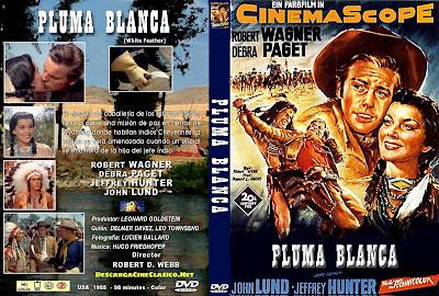 Carátula dvd: Pluma blanca