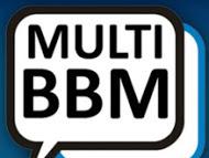 Multi BBM (BBM1, BBM2, BBM3, BBM4)  Versi Terbaru 3.1.0.13 2016