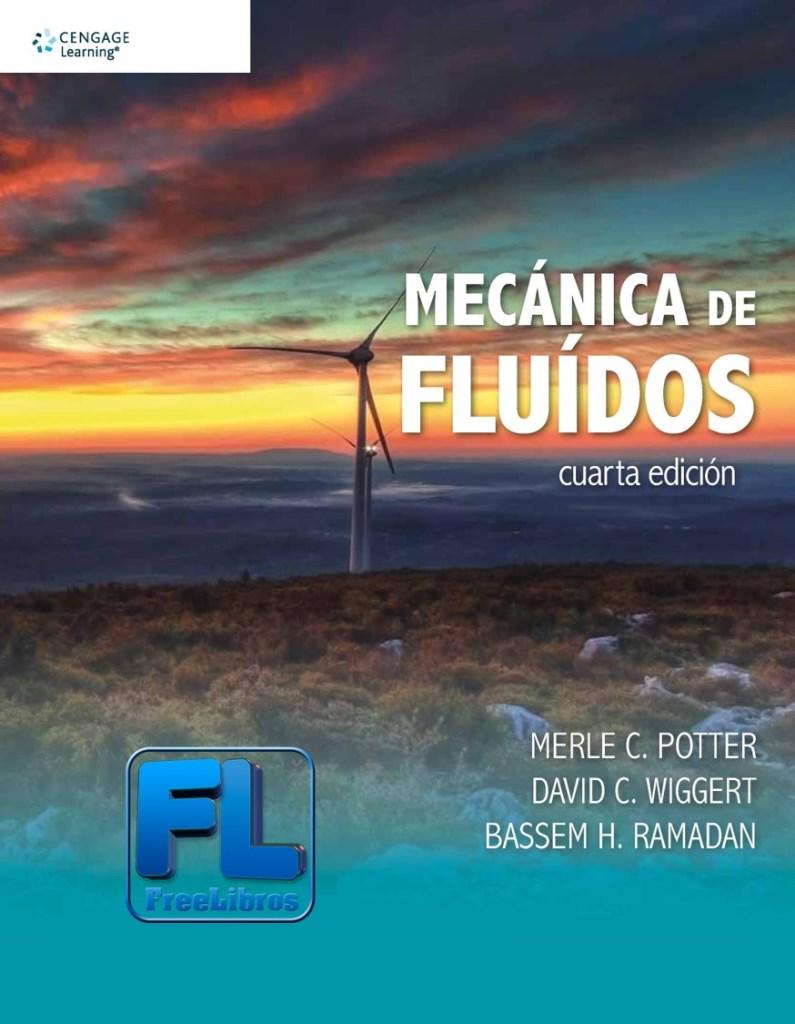 Mecánica de Fluidos, 4ta Edición – Merle C. Potter