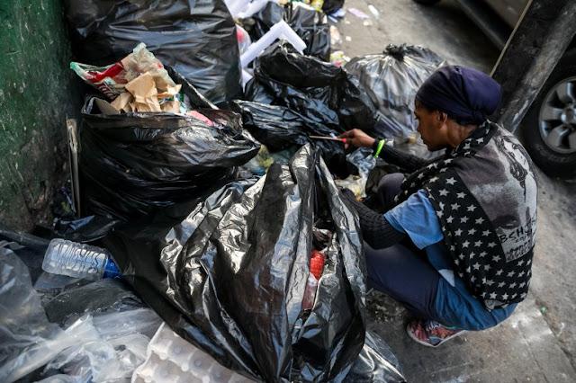 Venezuela sufre el peor colapso en Latinoamérica desde 1980