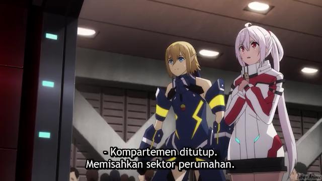 Phantasy Star Online - Episode Oracle 07 Subtitle Indonesia